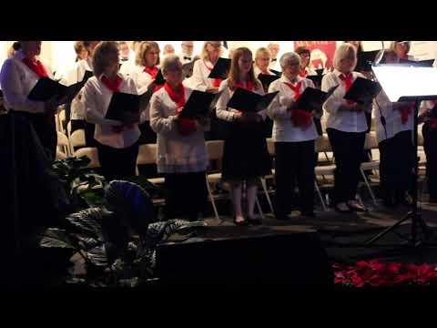 2017-12-15, Mt. Ephraim Baptist's Christmas Cantata
