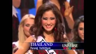 ฟ้ารุ่ง ยุติธรรม - Miss Thailand Universe 2007