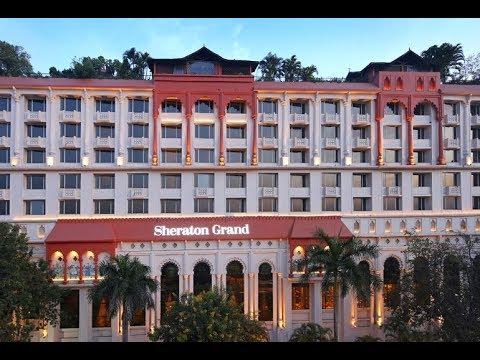 Sheraton Grand Pune Bund Garden Hotel - Pune, Maharashtra, India