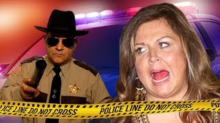 Abby Lee Miller Breaks The Law TWICE Days Before One Year PRISON Sentence