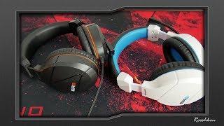 Przeciętne słuchawki/Świetny mikrofon/Niska cena - Sharkoon Rush ER3