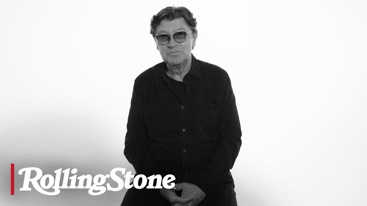 Robbie Robertson: The First Time
