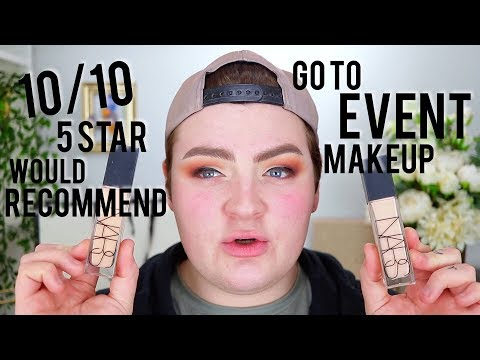 FULL FACE USING MY CURRENT FAVOURITES | Jack Emory