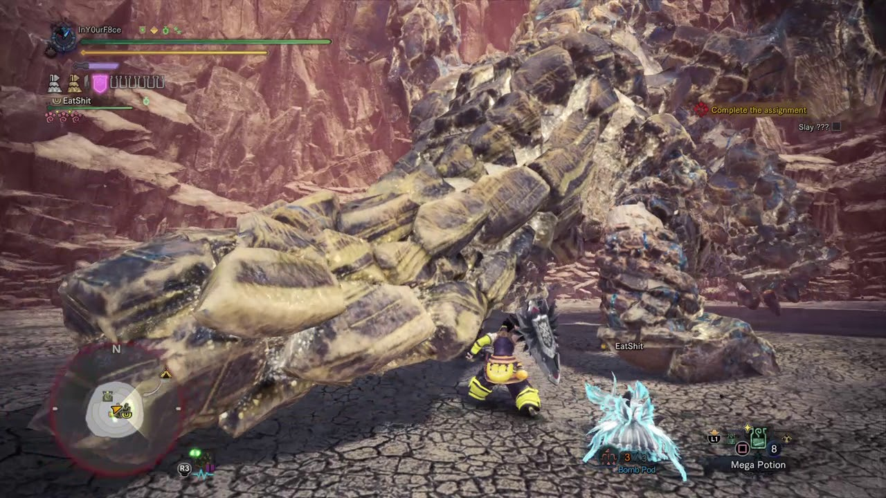 Monster Hunter World Iceborne Elder Dragon Shara Ishvalda Solo Youtube I will hit up the hyperbolic time chamber and train with different weapons and hopefully soon i will get it. monster hunter world iceborne elder