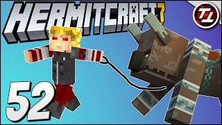 Ravager Pets inside Decked Out!?? - Hermitcraft 7: #52