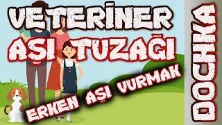 DOGO ARGENTINO - VETERINER AŞI TUZAĞI - DOCHKA (DOÇKA) - KARMA 1 AŞISI