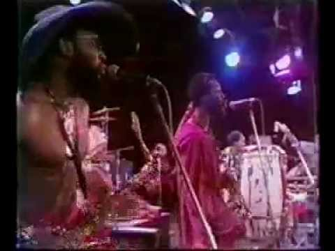 "Mandrill ""Fencewalk""1973 Rare Funk Footage"