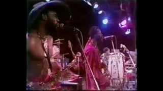 "Mandrill ""Fencewalk""1973 Rare Funk Footage"