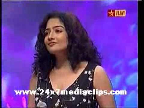 Airtel Super Singer Vijay Tv Shows Western Round 18-03-2009 Part 1