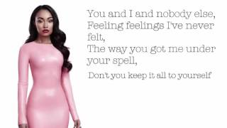 Little Mix- Touch (Lyrics & Pictures)