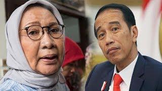"Ratna Sarumpaet Sebut Lawan Utama Jokowi Bukan Prabowo, tapi ""Penjilat Sontoloyo Seperti Ini"""