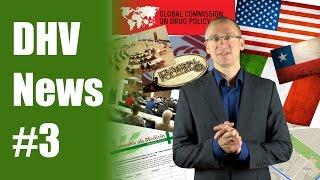 Medizin Petition beendet | Drogenkongress der Polizei | DHV News #3