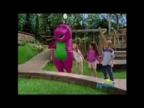 Upcoming Up Next Barney Says Segment At Home In The Park