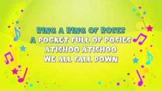 Ring-A-Ring-O-Roses Karaoke