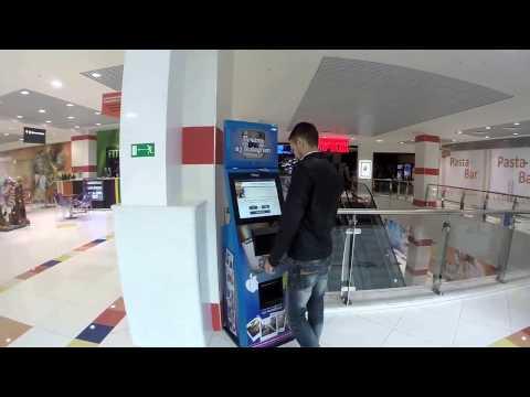 Автомат для печати фотографий из instagram и телефона Photojet