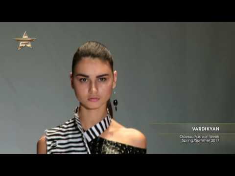 VARDIKYAN Odessa Fashion Week SpringSummer 2017