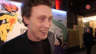 'True History of the Kelly Gang' with George Mackay | GFF2020 | Popcorn Hub Official Scotland