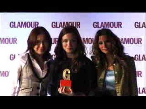 E!, It's Hot - Premios de Belleza Glamour 2007