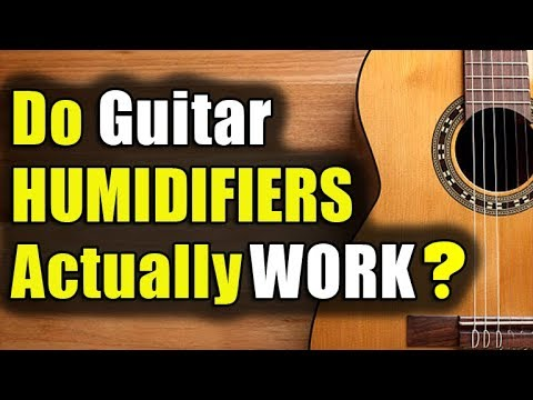Do Guitar HUMIDIFIERS Actually WORK ?