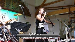 Zwischen Liebe und Zorn - APFELTRAUM  mit Moritz Gläser und Big Jo Stolle