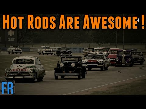 Hot Rods Are Awesome ! - Forza Motorsport 7