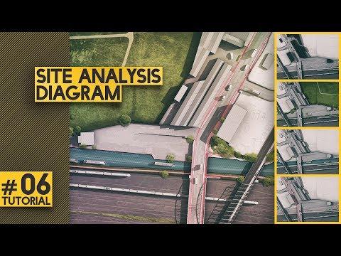 Architecture Site Analysis Diagram   Alex Hogrefe