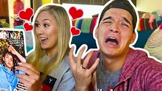 SHE THINKS HE'S CUTE!! (Livestream) thumbnail