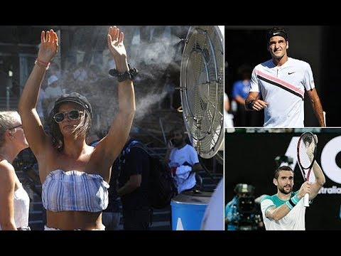 Australian Open Melbourne weather Temperature to hit 38C