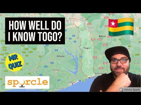 Country Quiz Spotlight #2 - Togo!