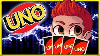 THE MEANEST GAME YET! | Uno!