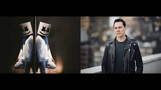 Marshmello - Silence ft. Khalid (Tiësto Remix)