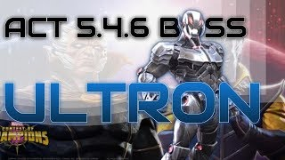 ACT 5 Chapter 4 Bosses! | 5.4.6 Classic Ultron