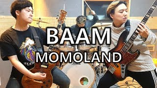 "MOMOLAND(모모랜드) ""BAAM"" [Band Cover by Mighty Rocksters]"