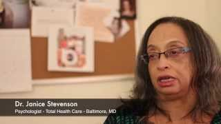 Voices From the Field of Fatherhood: Dr. Janice Stevenson