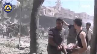 ناشطون سوريون يطلقون حملة نريد سماء صافية