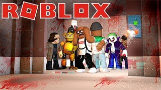 FINDING GOLDEN FREDDY IN THE SCARY ELEVATOR IN ROBLOX