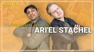 The Band's Visit's Ari'el Stachel | TYLER MOUNT