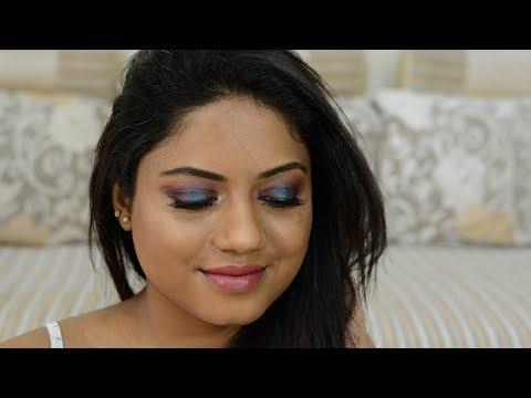 wedding-guest-purple-blue-party-makeup-tutorial