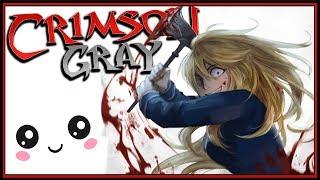 WHAT IF YOUR WAIFU WAS YANDERE? - Crimson Gray Gameplay EP 1