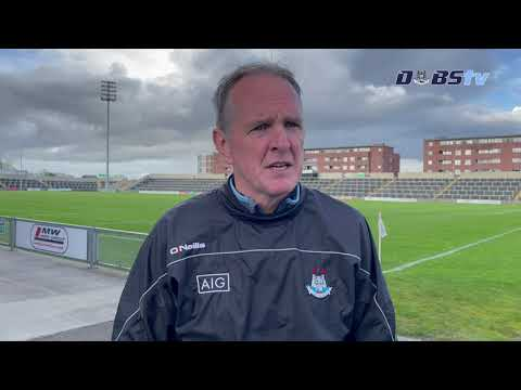 Mattie Kenny chats to DubsTV after victory over Laois
