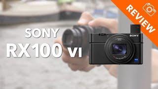 Sony RX100 VI  Review - Kamera Express