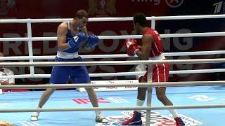Прямая трансляция полуфинала чемпионата мира по боксу - 2019