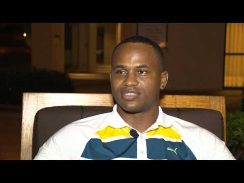 Marlon Samuels Interview - February 2013