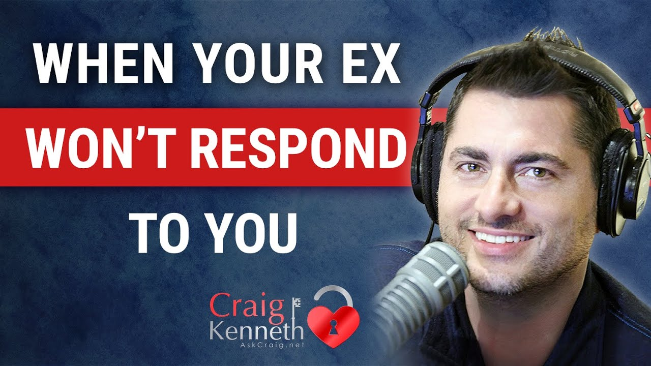 When Your Ex Doesn't Respond To Your Texts — Ask Craig