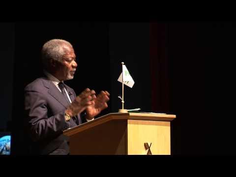 Speech Kofi Annan European HOPE XXL Conference