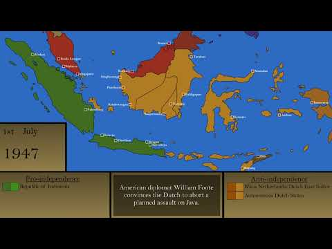The Indonesian National Revolution: Every Day
