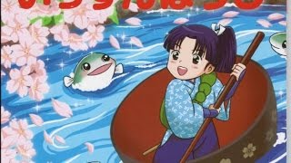 ①【子供寝る前の昔話×5 48min】Japanese Bedtime Stories×5 48min【日本睡前故事×5 48min】