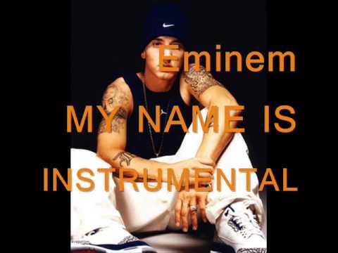 Eminem - My Name Is (Instrumental Karaoke Sing-A-Long) with Lyrics