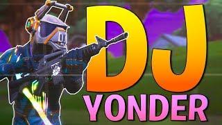 Cinematic DJ Yonder Skin Showcase | Fortnite Edit