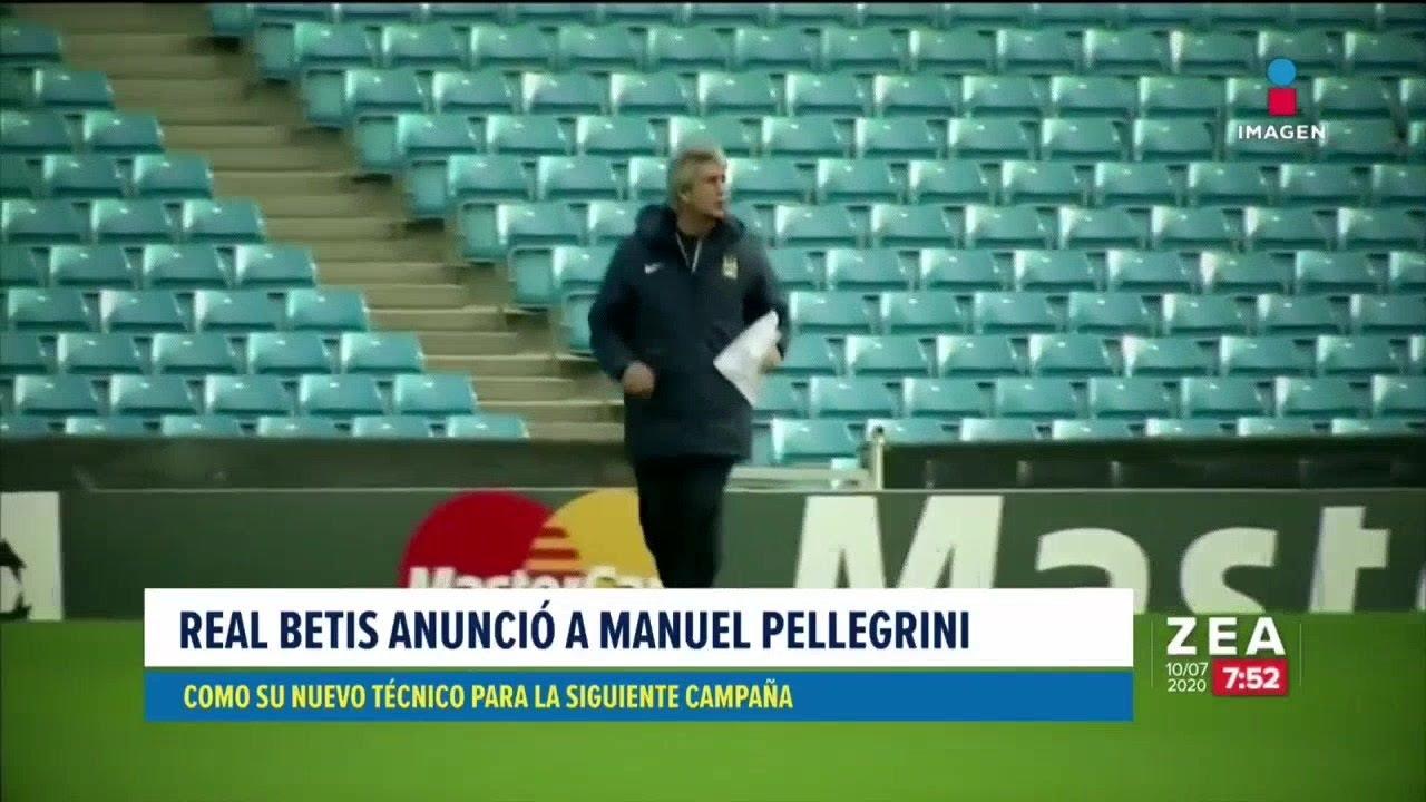 El nuevo técnico del Real Betis   Adrenalina